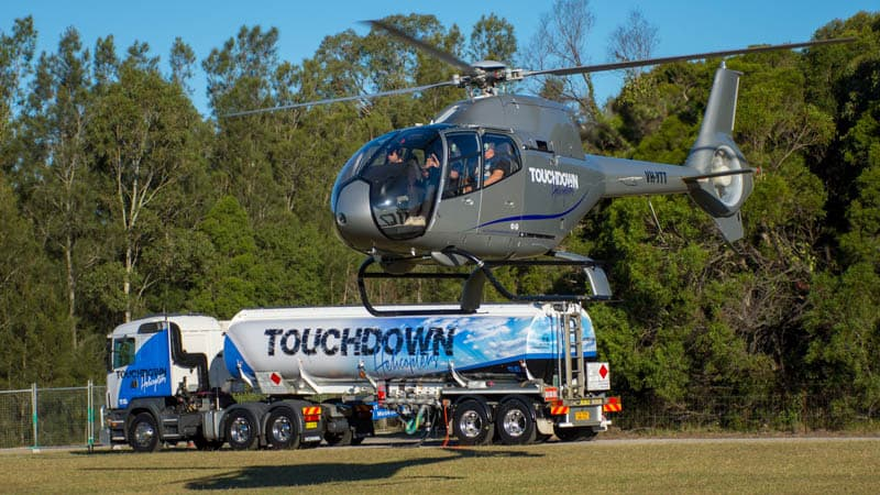Wollongong Scenic Helicopter Tours | Touchdown Helicopters